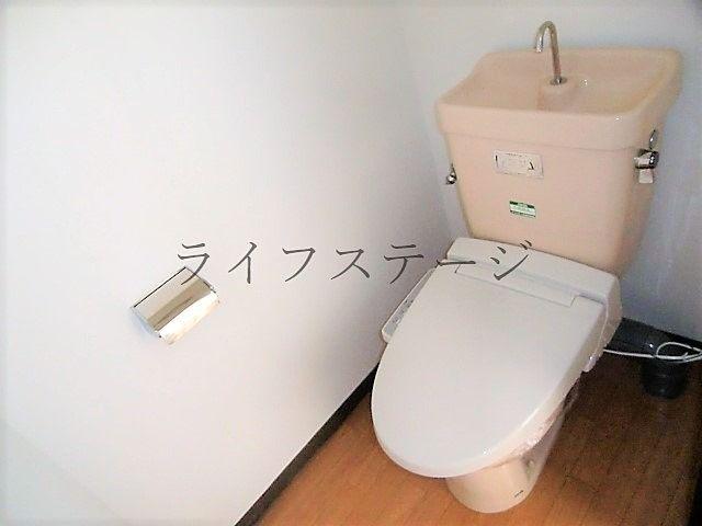 温水暖房便座