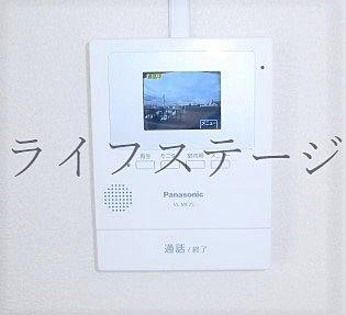 TVモニターホン