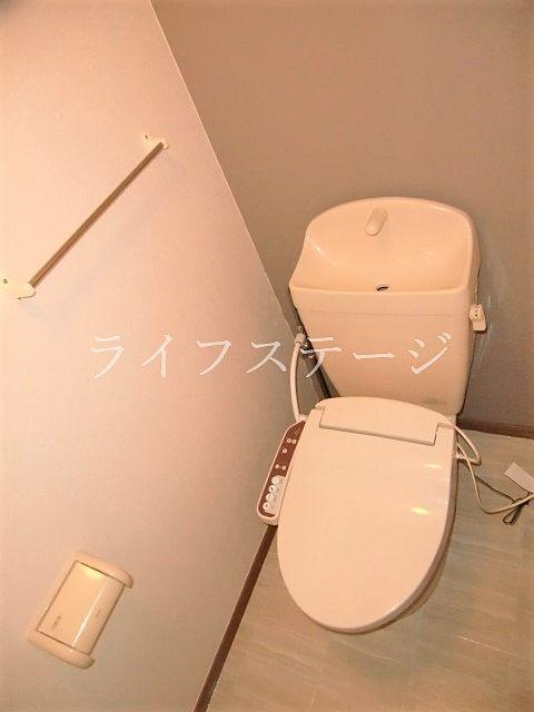 暖房温水便座設置
